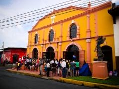 Leon's Municipal Theater