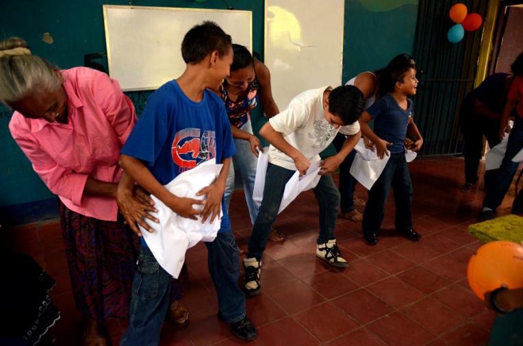 Mother day celebration - Quetzaltrekkers Nicaragua (2)