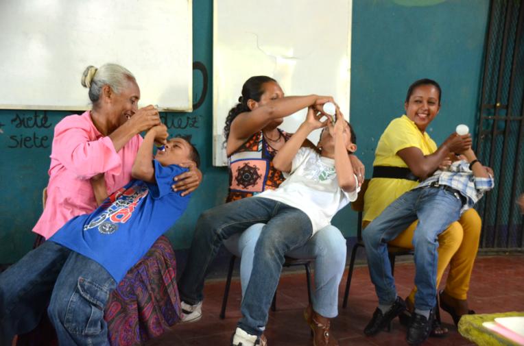 Mother day celebration - Quetzaltrekkers Nicaragua (3)