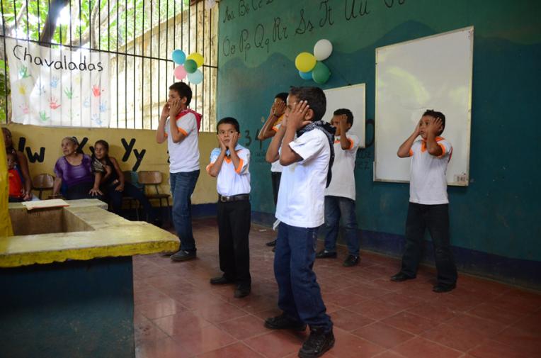 Mother day celebration - Quetzaltrekkers Nicaragua (7)