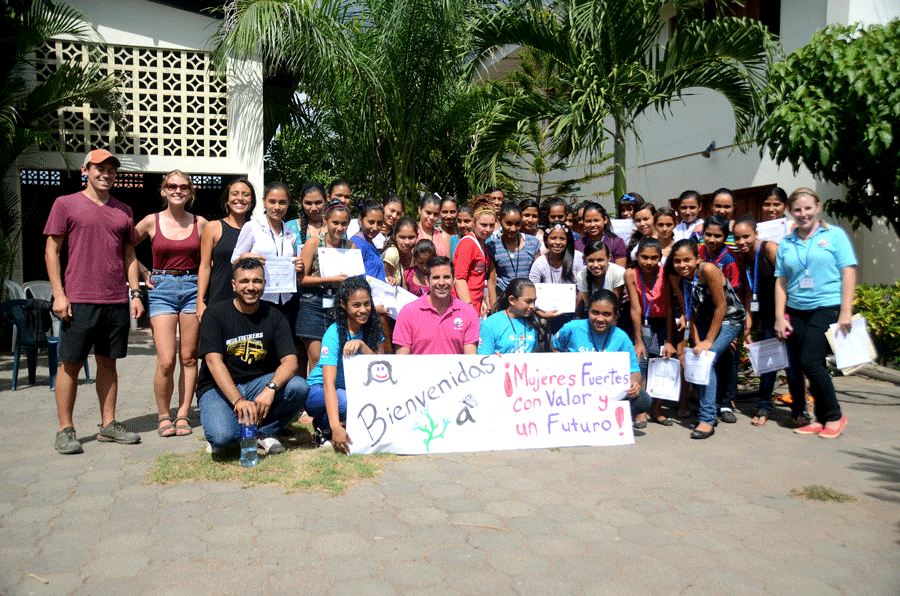 Sexual education workshop | Quetzaltrekkers Nicaragua | #volunteering