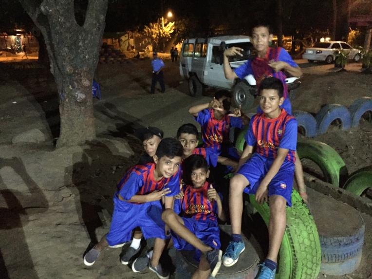 La Casona team Barcelona
